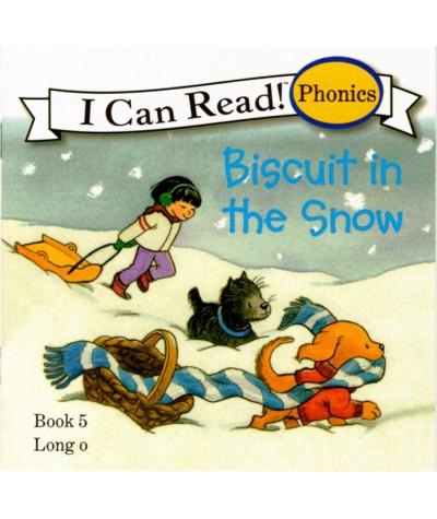 I Can Read ! with Biscuit : Biscuit in the snow (Alyssa Satin Capucilli, Pat Schories)