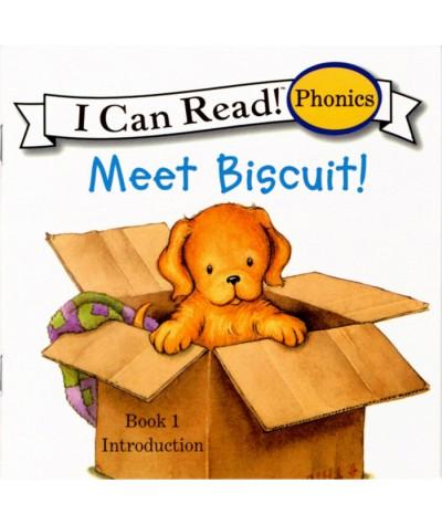 I Can Read ! with Biscuit : Meet Biscuit ! (Alyssa Satin Capucilli, Pat Schories)