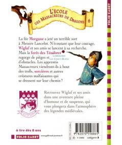 L'école des Massacreurs de Dragons T6 : Il faut sauver Messire Lancelot ! (Kate McMullan)