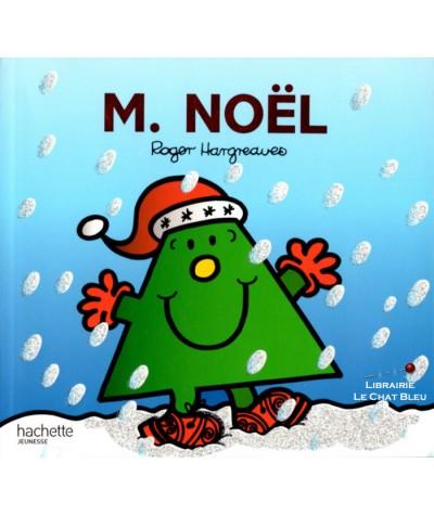 Monsieur Noël (Roger Hargreaves) - Hachette jeunesse