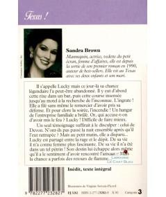 Texas ! T1 : Le destin de Lucky (Sandra Brown) - J'ai lu N° 3282