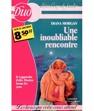 Une inoubliable rencontre (Diana Morgan) - DUO Coup de foudre N° 1