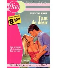 Tant de désir (Francine Shore) - DUO Coup de foudre N° 4