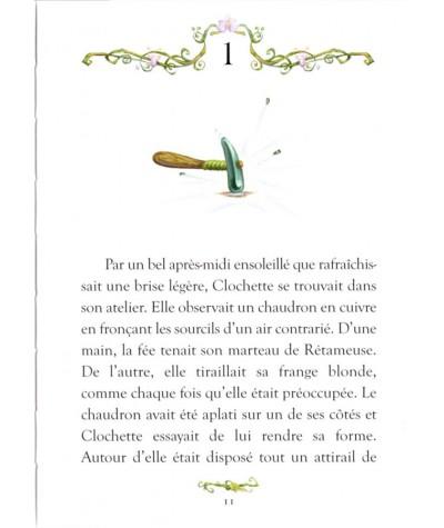 Clochette a des ennuis (Kiki Thorpe) - Hachette Disney