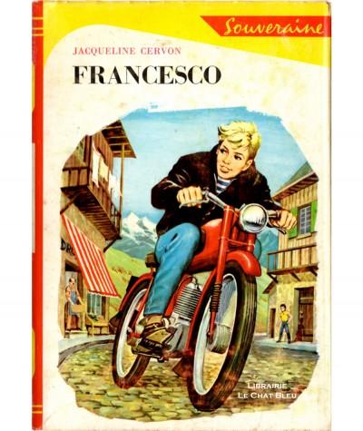 Francesco (Jacqueline Cervon) - Bibliothèque Rouge et Or Souveraine N° 674