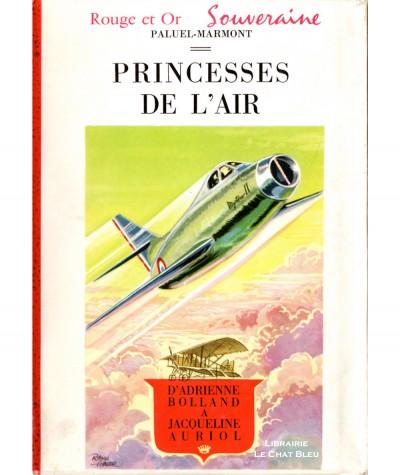 Princesses de l'air (Aleth Paluel-Marmont) - Bibliothèque Rouge et Or
