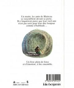 Au revoir Blaireau (Susan Varley) - Folio Benjamin N° 145 - Gallimard