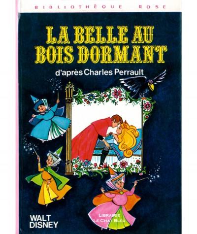 La Belle au bois dormant (Walt Disney) - Bibliothèque rose - Hachette