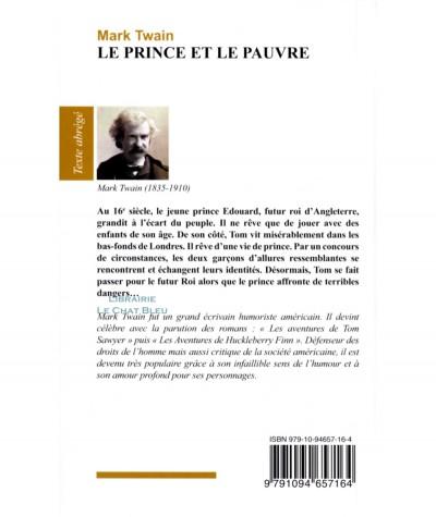 Le prince et le pauvre (Mark Twain) - Editions Drôles de…