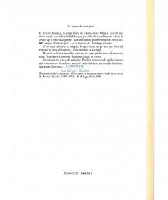 Les mésaventures d'Emilien T2 : Le trésor de mon père (Marie-Aude Murail) - Collection Medium - L'école des loisirs