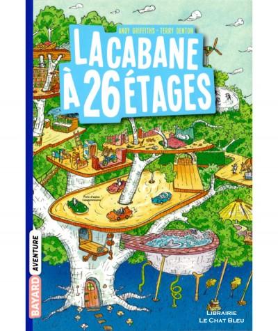 La cabane à 13 étages T2 : La cabane à 26 étages (Andy Griffiths) - Bayard jeunesse