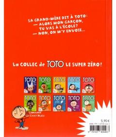 Toto le super zéro ! T1 : Toto en fait des kilos (Serge Bloch, Franck Girard) - Editions Tourbillon