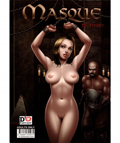 Masque by Ferres - Editions Do Fantasy - BD pour adultes
