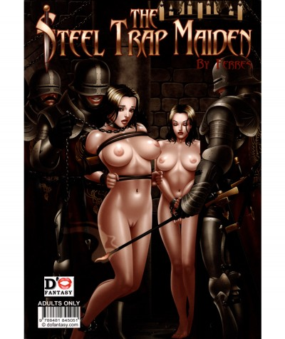 The Steel Trap Maiden by Ferres - Editions Do Fantasy - BD pour adultes