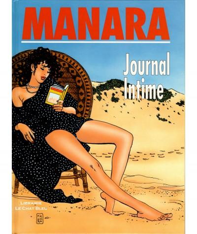Journal Intime (Milo Manara) - Editions Himalaya