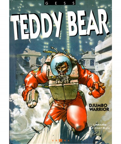 Teddy Bear T2 : Djumbo Warrior (Gess) - BD Zenda