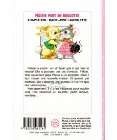 Félicie part en roulotte (Enid Blyton) - Bibliothèque rose - Hachette
