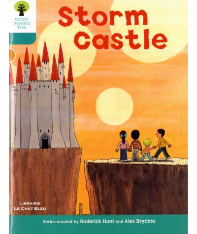 Storm castle (Roderick Hunt, Alex Brychta) - Oxford Reading Tree