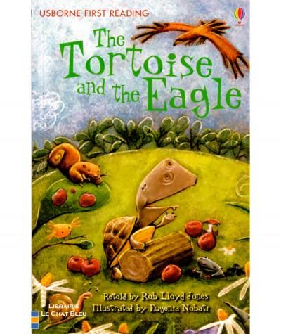 The Tortoise and the Eagle (Rob Lloyd Jones, Eugenia Nobati) - USBORNE First Reading