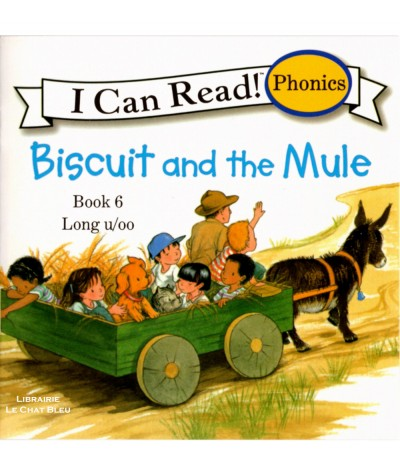 I Can Read ! with Biscuit : Biscuit and the mule (Alyssa Satin Capucilli, Pat Schories)