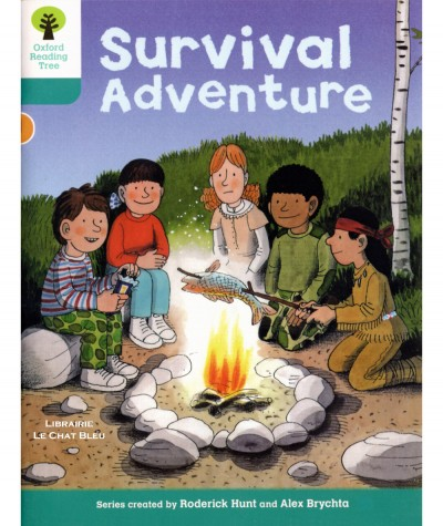 Survival adventure (Roderick Hunt, Alex Brychta) - Oxford Reading Tree