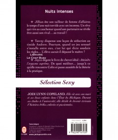 Nuits intenses (Jodi Lynn Copeland) - Sélection Sexy - J'ai lu N° 11861
