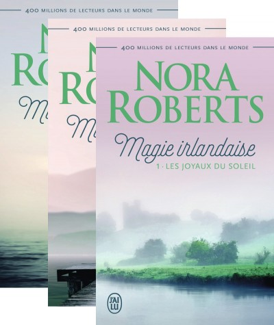 Magie irlandaise (Nora Roberts) - Editions J'ai lu