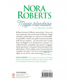 Magie irlandaise (Nora Roberts) : Le coeur de la mer - J'ai lu N° 6357