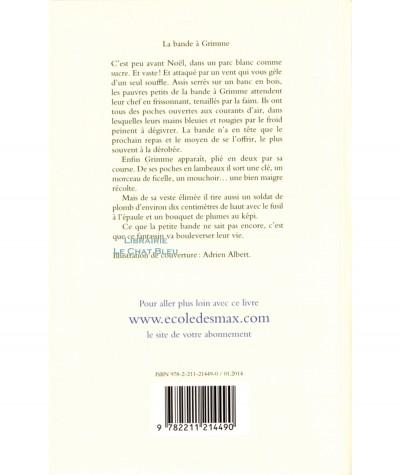La bande à Grimme (Aurélien Loncke) - Collection Maximax - L'école des loisirs