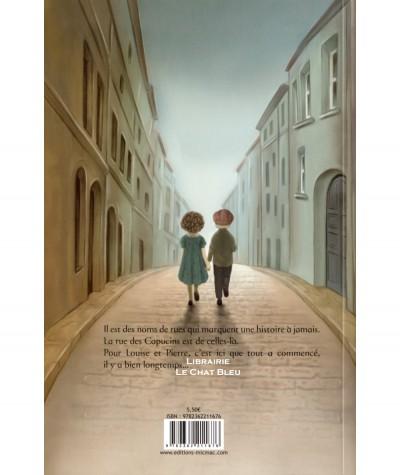 15 rue des Capucines (Virginie Hanna, Nina de San) - Album jeunesse aux Editions MiC-MaC