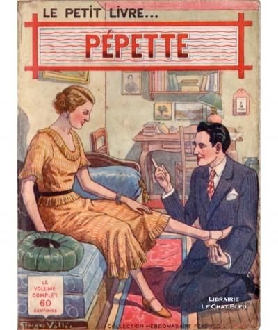 Pépette (Max Dervioux) - Le Petit Livre Ferenczi N° 1126