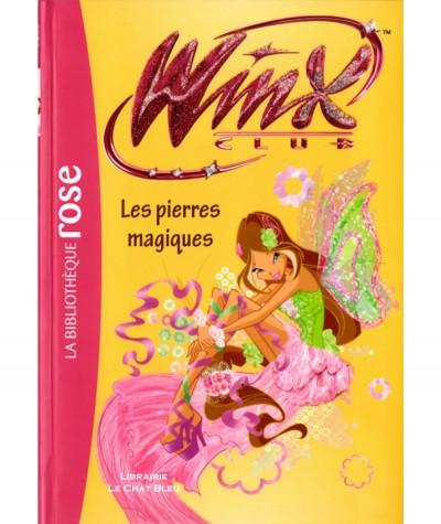 Winx Club T49 : Les pierres magiques (Sophie Marvaud) - Bibliothèque rose - Hachette