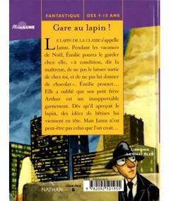 Gare au lapin ! (Pascal Hérault) - Pleine Lune N° 181 - Editions NATHAN