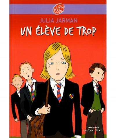 Un élève de trop (Julia Jarman) - Le livre de poche N° 719