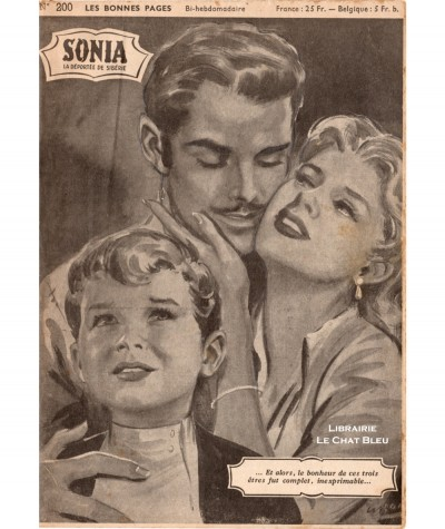 SONIA, La déportée de Sibérie (Ivan Kossorowsky) - Fascicule N° 200 (Fin)
