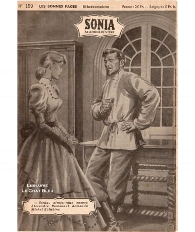 SONIA, La déportée de Sibérie (Ivan Kossorowsky) - Fascicule N° 199