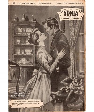 SONIA, La déportée de Sibérie (Ivan Kossorowsky) - Fascicule N° 198