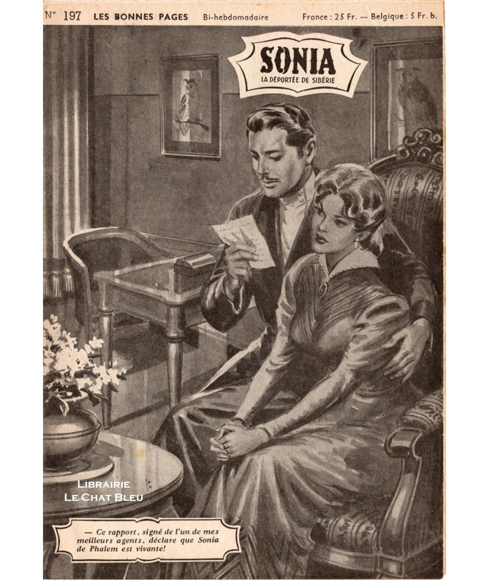 SONIA, La déportée de Sibérie (Ivan Kossorowsky) - Fascicule N° 197