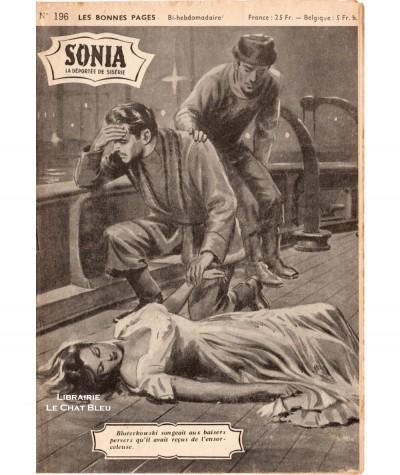 SONIA, La déportée de Sibérie (Ivan Kossorowsky) - Fascicule N° 196