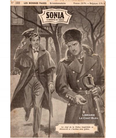 SONIA, La déportée de Sibérie (Ivan Kossorowsky) - Fascicule N° 193