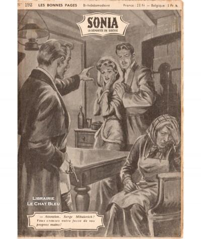 SONIA, La déportée de Sibérie (Ivan Kossorowsky) - Fascicule N° 192