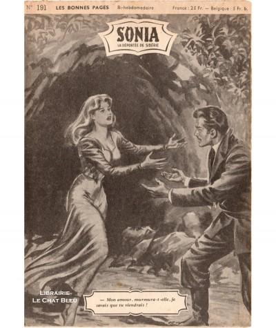 SONIA, La déportée de Sibérie (Ivan Kossorowsky) - Fascicule N° 191