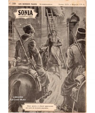 SONIA, La déportée de Sibérie (Ivan Kossorowsky) - Fascicule N° 189