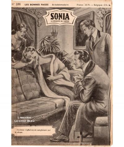 SONIA, La déportée de Sibérie (Ivan Kossorowsky) - Fascicule N° 186