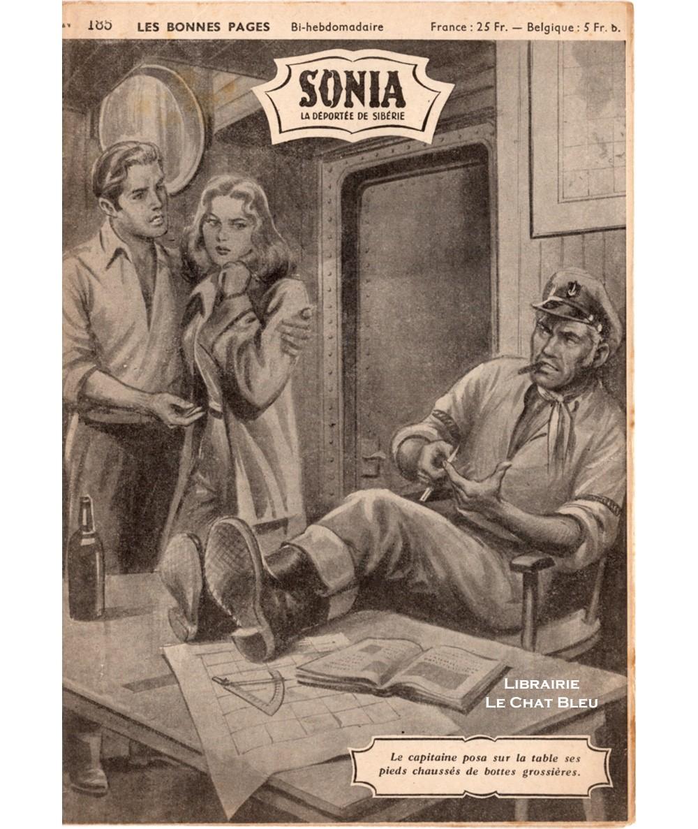 SONIA, La déportée de Sibérie (Ivan Kossorowsky) - Fascicule N° 185
