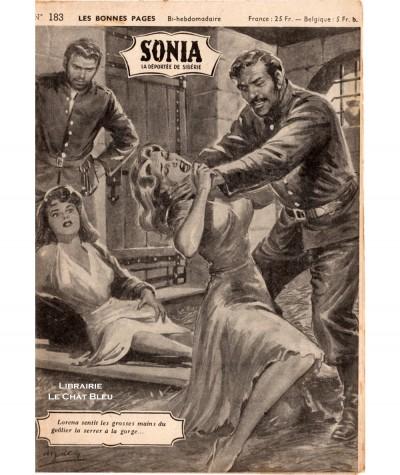 SONIA, La déportée de Sibérie (Ivan Kossorowsky) - Fascicule N° 183