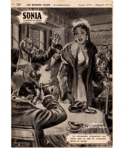 SONIA, La déportée de Sibérie (Ivan Kossorowsky) - Fascicule N° 180