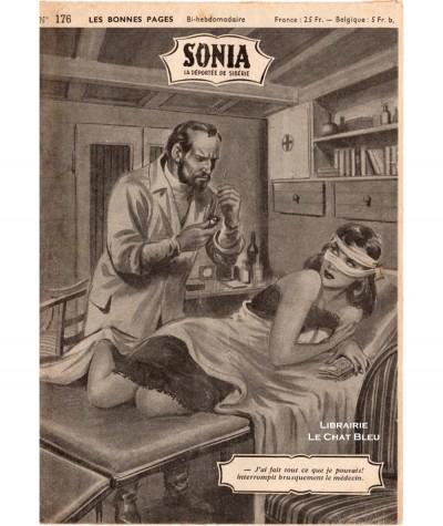 SONIA, La déportée de Sibérie (Ivan Kossorowsky) - Fascicule N° 176