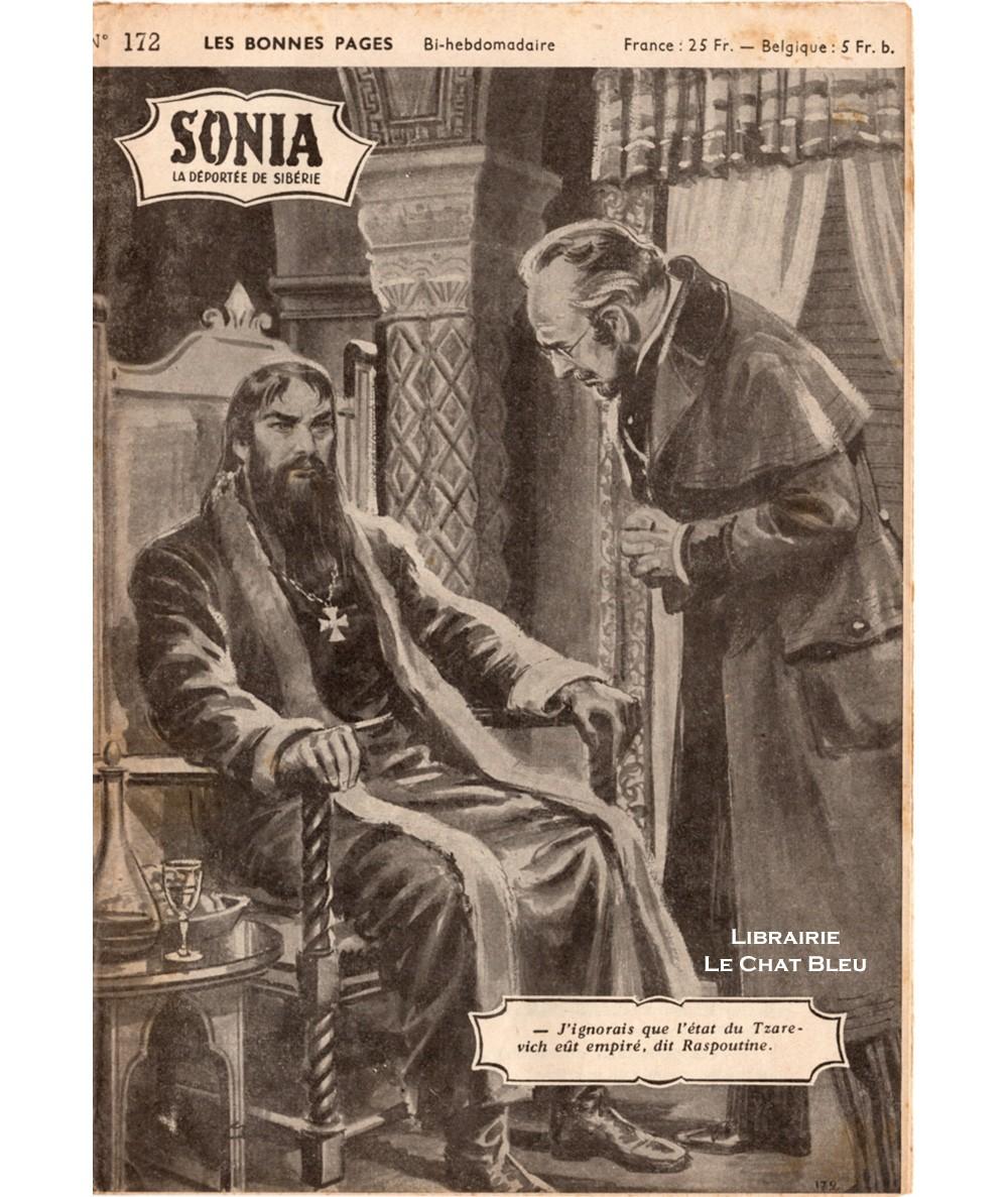 SONIA, La déportée de Sibérie (Ivan Kossorowsky) - Fascicule N° 172