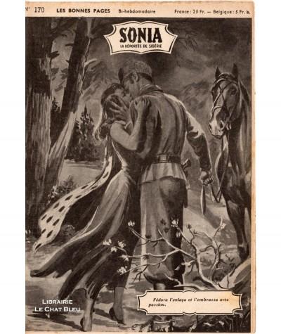 SONIA, La déportée de Sibérie (Ivan Kossorowsky) - Fascicule N° 170